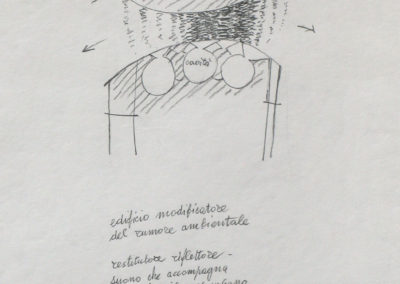 1967 - EDIFICIO MODIFICATORE DEL RUMORE AMBIENTALE
