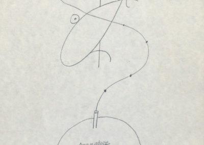 1997 - SOGNATORE (autoritratto)