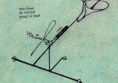 2005 - MACCHINA CHE RESPIRA GRAZIE AL VENTO